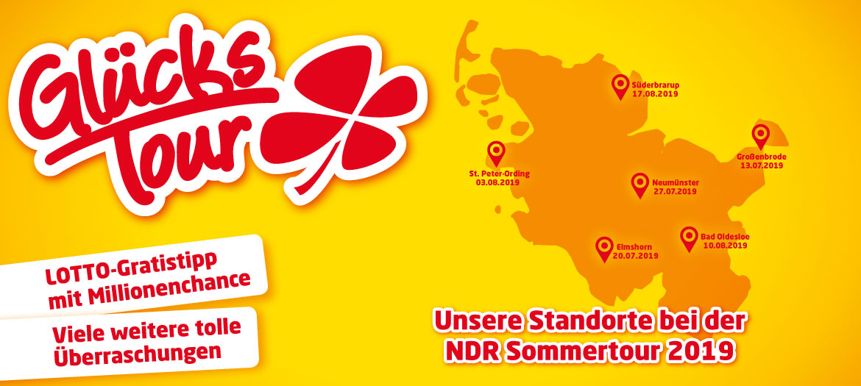 Sonderauslosung Bingo Schleswig-Holstein